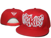 Wholesale TEAM LIFE Wreckless Snapback of Snapback hats top quality snapbacks hat snap backs caps ashion snap backs