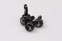 30 pcs assembly machines - 30 Dragonfly spare parts Tube Vice Assembly for dragonfly Tattoo Rotary Machines Guns QT