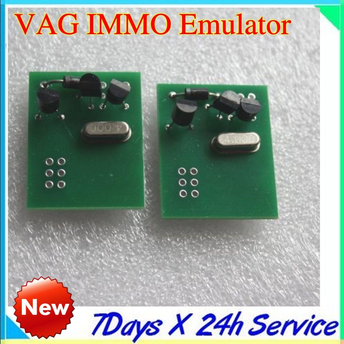 Vag immo эмулятор схема