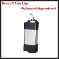 Wholesale Hot selling item Renault CAN Clip Diagnostic Interface Professional New version Diagnostic Too car tool obd03