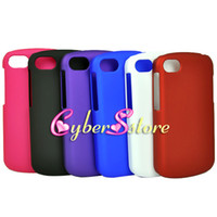 Wholesale 100pcs Colorful Rubberized Rubber Hard Plastic Case Cover for BlackBerry BB Q10