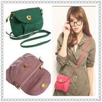Wholesale New Women s Handbag Satchel Shoulder leather Messenger Cross Body Bag Purse Tote Bags colors