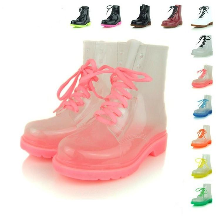 Wholesale Transparent Rain Boots - Buy Cheap Transparent Rain