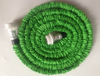 Cheap Green Expandable Flexible hose WATER GARDEN flexible water HOSE 30pcs