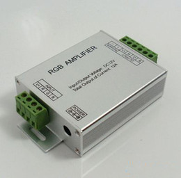Wholesale High Power LED RGB Amplifier DC12V input A output for rgb led strip rgb led module
