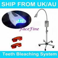 teeth whitening light - NICE LED LIGHT ACCELERATOR MOBILE DENTAL TEETH BLEACHING WHITENING MACHINE