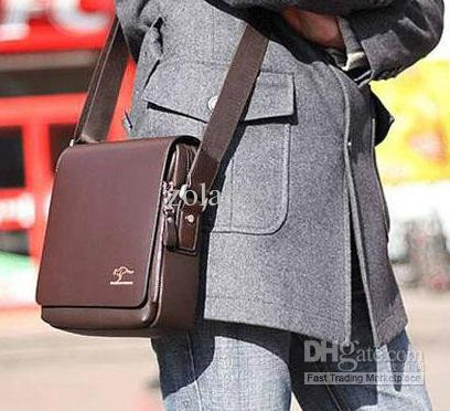 Kangaroo Cross Section Man Bag Business Casual Men Bag New Messenger Bag Leather Handbags Ladies ...
