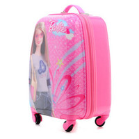 Wholesale Most popular Girls Suitcases BEST Draw bar box compressive strength travle suitcase cm