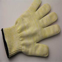 Wholesale 2013 Hot Sale Kevlar Cooking oven Glove Liner With Cotton kitchen hand glove