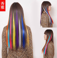 Wholesale Uproot shayna recommended Can be very hot cut color highlights the gradient wig Send the comb color hair