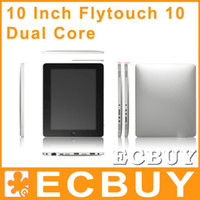 Wholesale 10 Inch Superpad Dual Core Flytouch HDMI GPS Capacitive screen Ebook Reader MID Flytouch Superpad Wopad