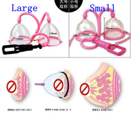 Wholesale Manual Breast Bust Enhancer Massager Enlarger Pump Enlargement Air Pump Cup Beauty Product for Girls Lady