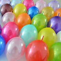 Wholesale 2013 Popular Link O Loon Balloons Party Greeting Balloons Different Shape Balloons