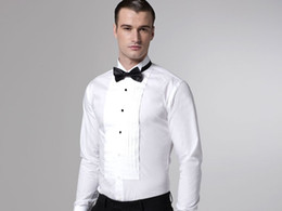 Wholesale custom made shirt for men shirts cotton groom shirt No53001