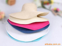 Wholesale Summer hat Hawaii beach straw hat sun grass hat many color options
