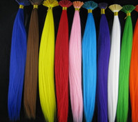 Wholesale Feather Hair Extension Feathers Extensions Janet colors mix