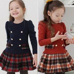 Discount Girls Mini Plaid Skirt | 2017 Girls Mini Plaid Skirt on ...