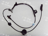 Wholesale Mitsubishi Outlander Lancer ABS wheel speed sensor A579 rear left