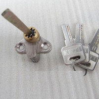 Wholesale Single tongue Executive the hand lock cylinder Office doors lock cylinder door accessories