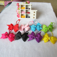 Wholesale New Design Colorful Flower Baby Infant Girl Hair Bands Fashion Kid s Hair Accessory Mix Color