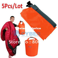 Wholesale Wear Resistant L Waterproof Dry Bag for Canoe Kayak Rafting Camping Free Shippi