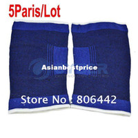 Wholesale 5Pairs Stretch Elasticated Knee Brace Pad Kneepad Kneecap Support