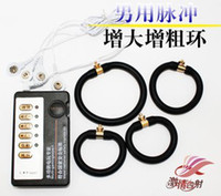 Wholesale Male sexy toy Cock Expander Ring Penis Streche Enlarger Penis Pump Enhancement man Proextender system