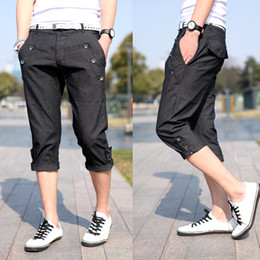 Wholesale New D317 Low key style Men s Casual shorts pants SIZE