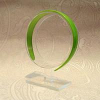 acrylic hair products - Circle headband rack hair accessory rack sex hair accessory display rack acrylic products