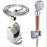 Wholesale Armed with anion SPA SPA supercharged Bathroom shower set shower nozzle set