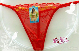 Wholesale lingerie best quality Factory Direct Lowest Price Women sexy underwear G string thong df