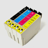 Wholesale T1331 T1332 T1333 T1334 Mixed compatible ink cartridges T133 for Epson Stylus N11 NX125 NX42