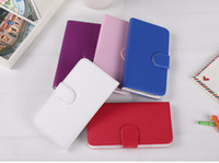 apple - Free Fedex Leather Wallet Flip Card Slot Cover Skin Hard Case For Apple iPhone S
