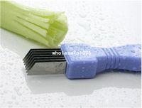 magic set - kitchenware vegetable knives Magic shredded green onion knife cut spring onion device kitchen tool