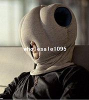 Wholesale prices The magical ostrich pillow office the nap pillow car pillow everywhere nod off to s