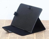 Wholesale 10 Leather Case for inch Android Tablet PC Cube u30gt2 Ployer momo20 Flytouch Ainol Novo10 Hero TABLET PC