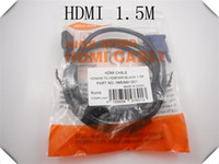 Cable av setting - HDMI cable to VGA converter male adapter M FT D SUB pins Video AV Adapter Cable For HDTV set top GOOD