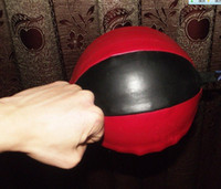 Wholesale vertical Boxing Speedball Ceiling Ball Leather Sport Speed Punch Exercise Punching Bal