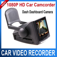 Wholesale 1080P Papago Black Box Car Dash Dashboard Camera DVR HD Vehicle Car Camcorder