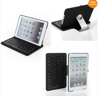 360 Degree Swivel Rotating Bluetooth Keyboard Stand Case for...