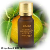 Wholesale 1Pcs Grapefruit Pure Essential Oil The pure plant unilateral Oil ml