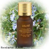 Wholesale 1Pcs professional Eucalyptus Pure Essential Oil Moisturizing The pure plant unilateral Essential Oil ml