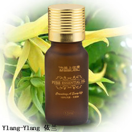 Wholesale 1 Ylang Pure Essential Oil The pure plant unilateral Oil Stress Relief ml