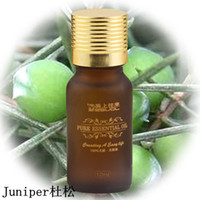Wholesale 1 Juniper Pure Essential Oil The pure plant unilateral Oil Anti Aging Whitening ml