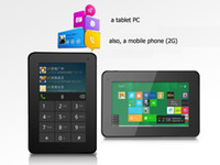 Wholesale KNC MD711 G Phone Tablet pc Allwinner A13 Android Inch Capacitance Screen Black white