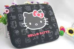 Wholesale Shockproof Colorful Animal Soft Cotton Bag Inner Case With Zipped Close For Inch Tablet PC And I