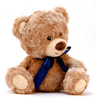 Wholesale Top Quality Stuffed Teddy Bear Home Decor Children Christmas Gift colors Offered to many big brand