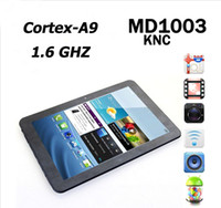 Wholesale 10 Tablet PC KNC MD1003 Android Capacitive Screen HDMI Bluetooth Tablet PC