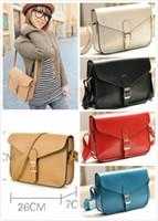 Wholesale Women s lady s Bag PU Handbag Messenger Cross Body Satchel Shoulder Evening Baguette Hobo bags colors select NO