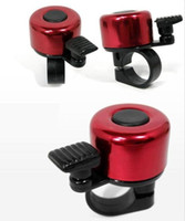 Cheap Metal Ring Handlebar Bell Sound for Bike Bicycle Black